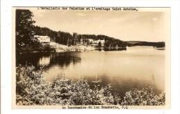 SANCTUAIRE DU LAC BOUCHETTE - CANADA - L'HOTELLERIE DES PELERINS ET L'ERMITAGE SAINT ANTOINE - Quebec