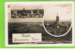 Vaals, Panorama Aken, Gebr. Simons , Vlekje Vooraan Onder Rechts, Zie Scan - Vaals