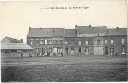 LA SENTINELLE (59) Place De L'église Animation - Ohne Zuordnung