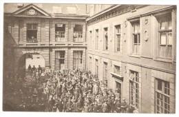 LIEGE  ---   Institut  St-Barthélemy   ---   Première  Cour - Liege