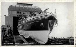 BATEAUX - BATEAU DE SAUVETAGE - CANOT DE SAUVETAGE - Cromer Life-Boat - Altri