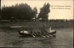 BATEAUX - BATEAU DE SAUVETAGE - CANOT DE SAUVETAGE - LE POULIGUEN - Barche