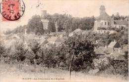 RUPT : Le Château Et L'Eglise - Autres Communes