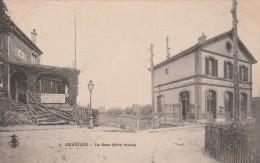 CPA CHAVILLE 92 - La Gare Rive Droite - Chaville