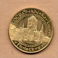 Monnaie Arthus Bertrand : Locronan - Ker Locorn -  2010 - Arthus Bertrand