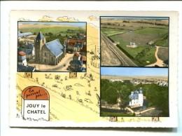 CP - JOUY LE CHATEL (77) - Frankreich