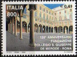 PIA -  ITALIA -  2000  : 150° Anniversario Del Collegio San Giuseppe Di Roma  -   (SAS  2469) - 1991-00:  Nuovi