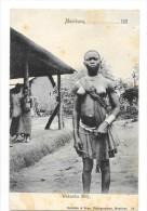 MOMBASA (Kenya) Ethnologie Femme Wakamba Seins Nus - Kenya