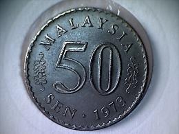 Malaysie 50 Sen 1973 - Malaysie