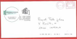 ITALIA REPUBBLICA EMA ATM ROSSA - 2015 - AFFRANCATURA MECCANICA ROSSA - IMPERIA CDM 20 - 05 - 15 - Affrancature Meccaniche Rosse (EMA)