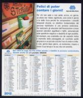 Calendarietto - Lega Del Filo D´oro - 2012 - Calendriers