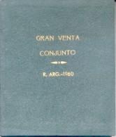 GRAN REMATE DE CABALLOS DE CARRERA BUENOS AIRES AÑO 1960 ADOLFO BULLRICH Y CIA. 176 PAGINAS RARE - Other