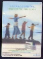Calendarietto - Enterogermina - Equilibrio Ritrovato - Formato Piccolo : 1991-00