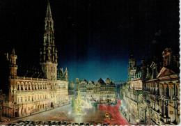 BRUXELLES   UN COIN DE LA GRAND' PLACE          (VIAGGIATA) - Non Classificati