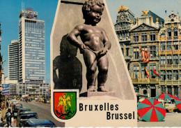 SOUVENIR  DE  BRUXELLES       (VIAGGIATA) - Non Classificati