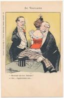 Albert GUILLAUME - Au Vestiaire - Guillaume