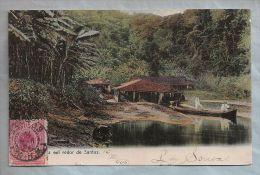 CPA - Brazil - Santos - Vista Em Redor De Santos - Brésil