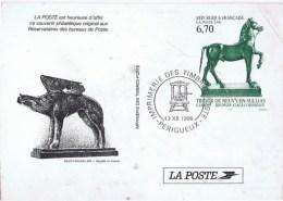 Reservataires Des Bureaux De Poste - Documents De La Poste