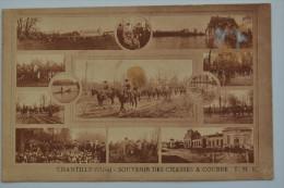 CHANTILLY  SOUVENIR DES CHASSES A COURRE - Chantilly