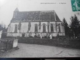 HOCQUINCOURT L'EGLISE - Autres Communes