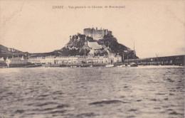 Reino Unido--Jersey-- Vue Generale Du Chateau De Mortogueil-- - Castillos
