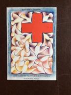 CROCE ROSSA ITALIANA CARTOLINA DONIAMO IL SANGUE  CON ANNULLO SPECIALE - Croce Rossa
