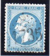 """FRANCE : GC 1735 . """" LE QUETIN """" . (17) . N° 22 . TB  . - Marcophilie (Timbres Détachés)"""