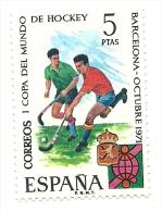 1971 - Spagna 1711 Campionati Mondiali, - Hockey (su Erba)