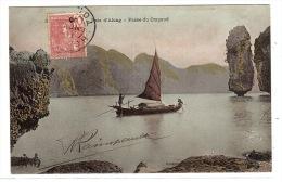 VIET NAM - Baie D' Along - Passe Du Crapaud - Vietnam