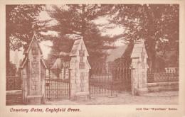 Reino Unido--Englefield--Cemetery Gates- - Cementerios De Los Caídos De Guerra