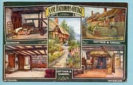Anne Hathaway's Cottage - Inghilterra