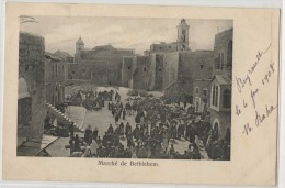 PALESTINE - BETHLEHEM - MARCHE - Palestine