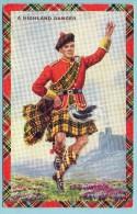 A HIGHLAND DANCER - Scozia
