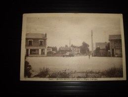 CP 77  MITRY-MORY  Place Centrale  1939 - Mitry Mory