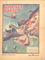 KINCSES UJSÁG  No. 20  17 - 05 - 1944  WW II - Livres, BD, Revues