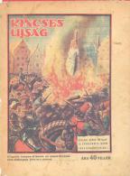 KINCSES UJSÁG  No. 2  14 - 08 - 1944  WW II - Bücher, Zeitschriften, Comics
