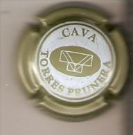 PLACA DE CAVA TORRES PRUNERA (CAPSULE ) - Placas De Cava