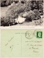 Chatillon Sur Saone - Le Confluent De La Saône Et De L'Apance ( Cachet Perlé ) - Andere Gemeenten