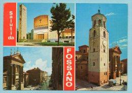 Saluti Da Fossano - Cuneo