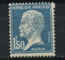 FRANCE- TYPE PASTEUR 1,50 Bleu- N° Yvert 181** - 1922-26 Pasteur