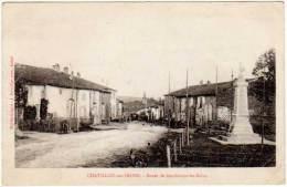 Chatillon Sur Saone - Route De Bourbonne Les Bains - Andere Gemeenten
