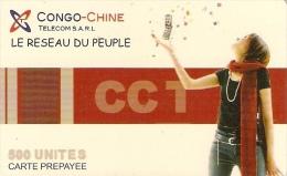 *CONGO* - Scheda Usata - Congo
