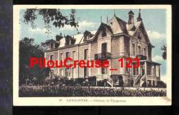 """86 Vienne - LENCLOITRE - """" Château De Puygareau """" - Lencloitre"""