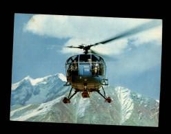 HELICOPTERES - ALOUETTE III - Elicotteri