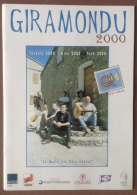 Brochure Concert 2000 - Giramondu 12 Pages 15x21 Cm - Otras Colecciones