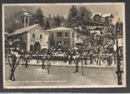 9733-CARGIAGO-GHIFFA(VERBANIA)-DOPO UNA NEVICATA-1942-FG - Verbania
