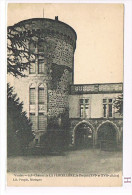 CPA ( 85) LA FLOCELIERE - Château -  (039) - Sonstige Gemeinden