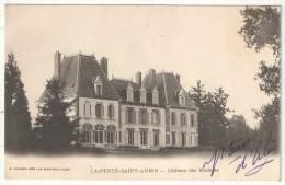 45 - LA FERTE-SAINT-AUBIN - Château Des Madères - La Ferte Saint Aubin