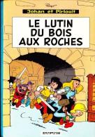 Peyo - Johan Et Pirlouit N° 3 - Le Lutin Du Bois Aux Roches - Éditions Dupuis - ( 1967 ) . - Johan Et Pirlouit