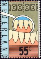 HEALTH-DENTAL-NEDERLANDS-1989-MNH A5-805 - Handicap